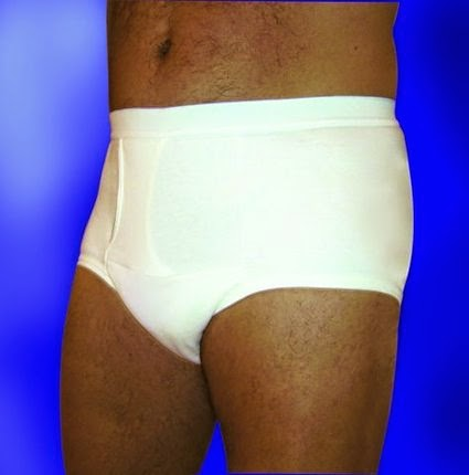 Kleinert's Safe and Dry Waterproof Underwear for men