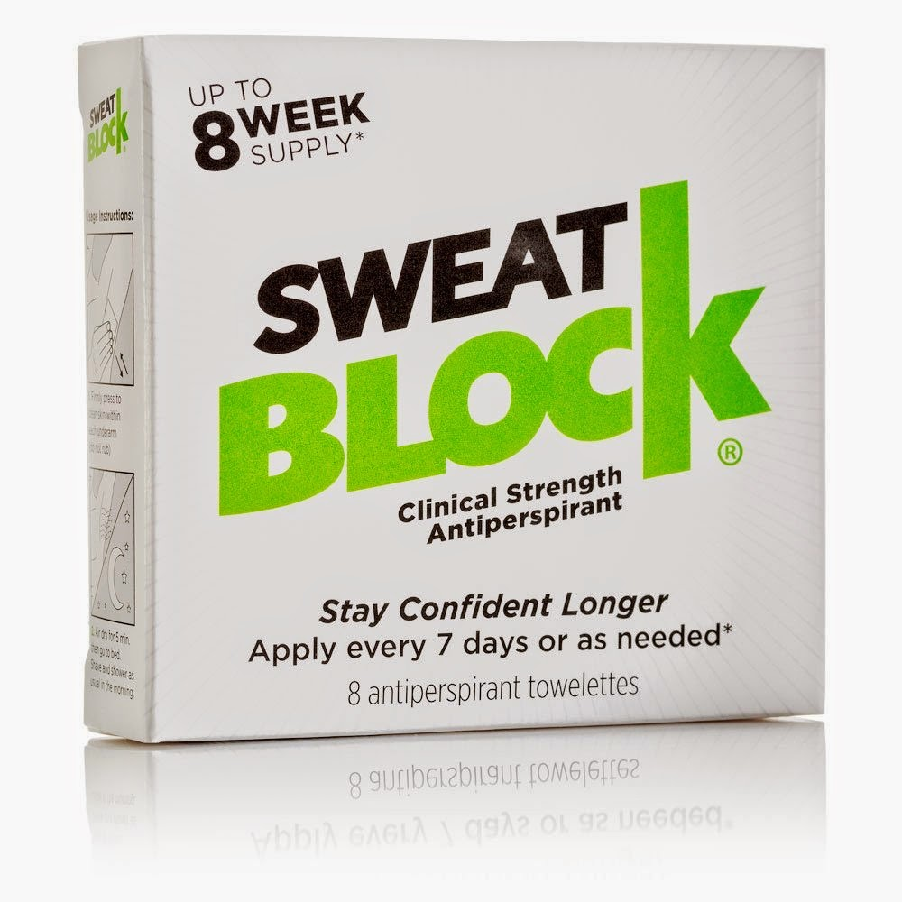 SweatBlock Antiperspirant