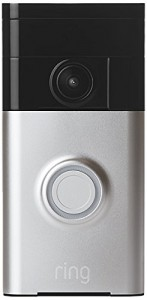A doorbell you can communicate with anyone at your door from anywhere in the world